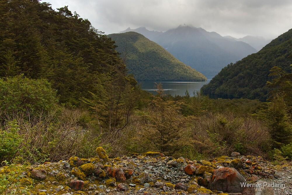Lake Te Anau by Werner Padarin