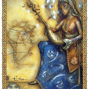 Dreaming Cover Art: Eshu by TheOnyxPath
