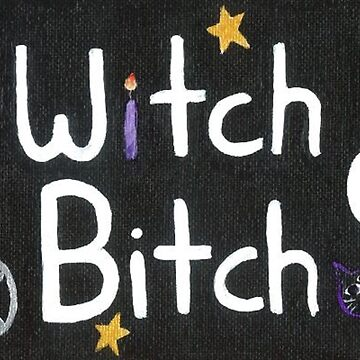 Witch Bitch by Ceconner92