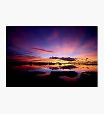 Reflections In Paradise Photographic Print