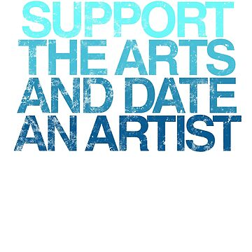 Support the arts and date an artist by Intune
