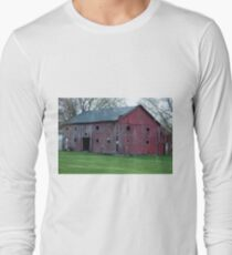 Red Barn - Marion, Indiana T-Shirt