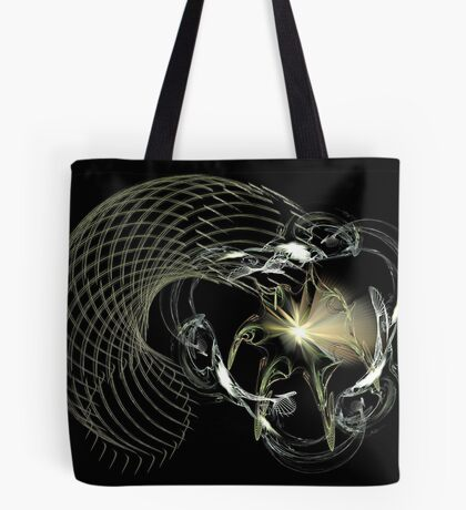 Trapped Within Tote Bag