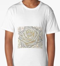 Rose; All Dressed Up Long T-Shirt