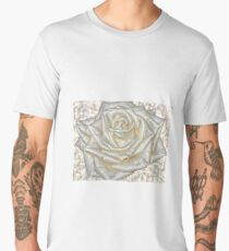 Rose; All Dressed Up Men's Premium T-Shirt