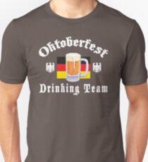 Oktoberfest Drinking Team Slim Fit T-Shirt