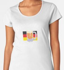 Oktoberfest Drinking Team Women's Premium T-Shirt