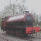Steam Train. By Miss Katrina Slomczynski KABFA by KABFA