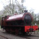 Steam Train 1a By Miss K Slomczynski KABFA by KABFA