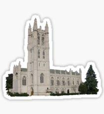 Chapel Sticker