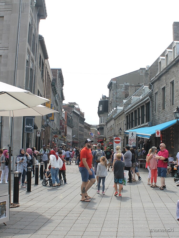 #Montreal #People #street #city #crowd #walking #urban #old #architecture #road #building #travel #shopping #traffic #blur #walk #business #tourism #woman #london by znamenski