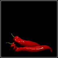 Red Hot Chili Peppers by cas slater