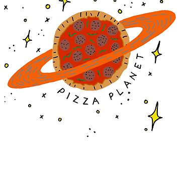 Pizza Planet by yoddel
