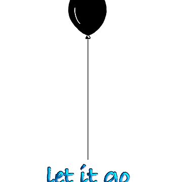 Let It Go Balloon by yoddel