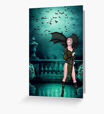 Calling Avenging Angels Greeting Card
