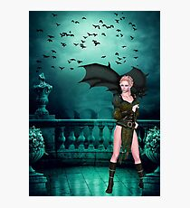Calling Avenging Angels Photographic Print