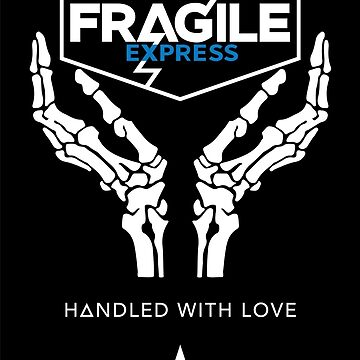 Death Stranding Fragile Express by fareast