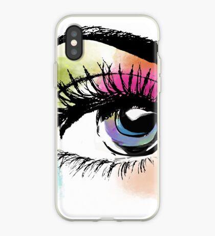 Eyeful iPhone Case