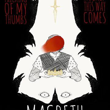 Macbeth by art-shy