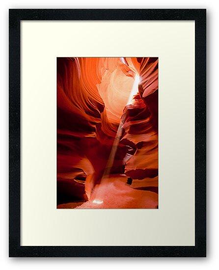 antelope sunbeam by peterwey