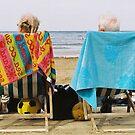 Deckchairs by Jon Tait