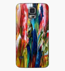 Custom Samsung Galaxy and iPhone Cell Phone Cases and Skins Painted Desert Abstract Case/Skin for Samsung Galaxy