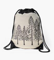 Pines 1 Drawstring Bag