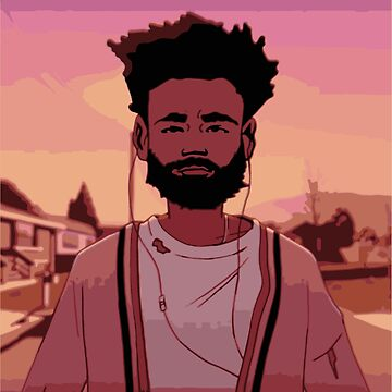 Official Childish Gambino - Feels Like Summer by Robman313