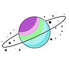 Mlnb Pride Planet by SavaMari