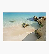 Secluded Photographic Print