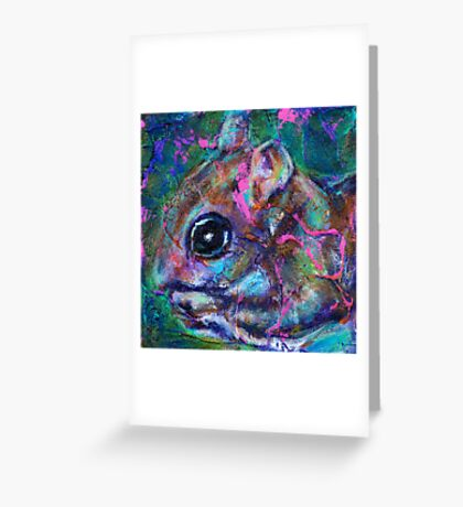 Earth Keeper: Flying Squirrel Greeting Card