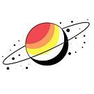 Lithromantic Pride Planet by SavaMari