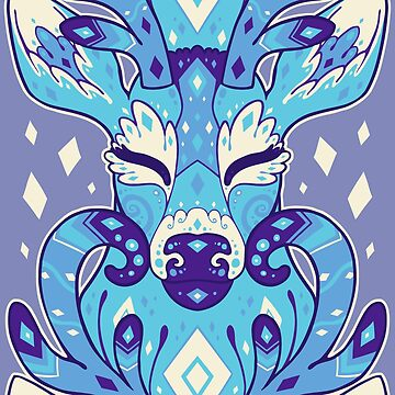 Deery - blue by psychonautic