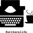 Writer's Life by evelynnlee