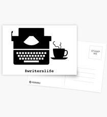 Writer's Life Postcards