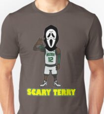 scary scary terry Unisex T-Shirt