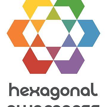 Hexagonal Awareness by hexagrahamaton