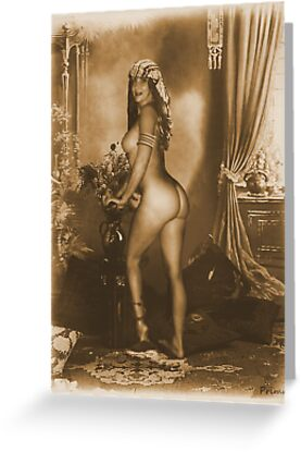 Sexy 1800s greeting cards by michael primm redbubble sexy 1800s by michael primm m4hsunfo