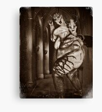 The Haunted 2 ( The Breeder) Canvas Print