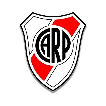 Club Atlético River Plate by o2creativeNY