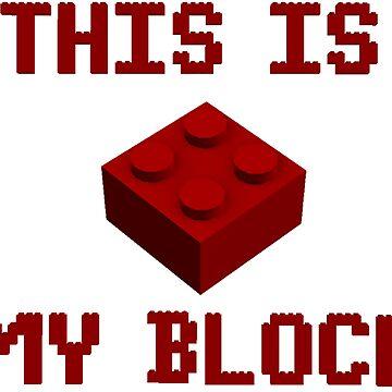 My Block by bxbrix