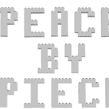 Peace By Piece by bxbrix