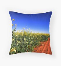 Margarine Anyone? Throw Pillow