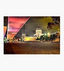 Royal Exhibition Building Photographic Print