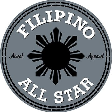 Filipino All Stars Philippines by AiReal Apparel by airealapparel