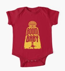 Boom Baby Body - Manches courtes
