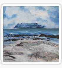 Table Mountain Sticker