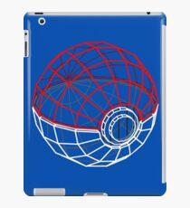 Pokeball 3D iPad Case/Skin
