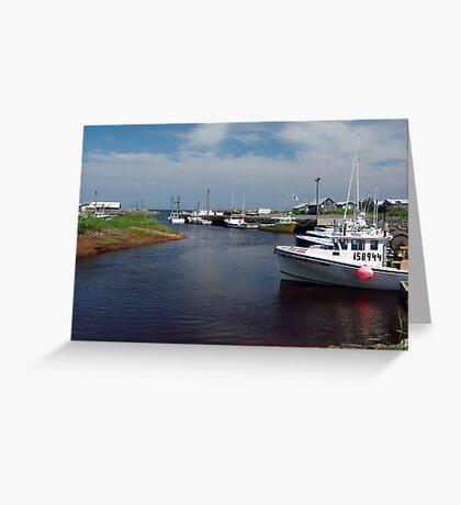 Toney River Greeting Card