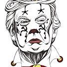 Comrade Ass Clown by Adam Campbell